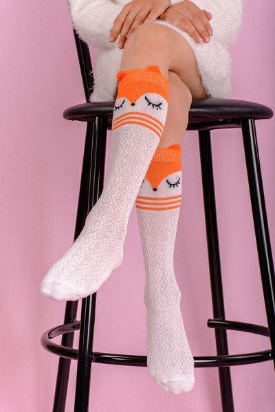 Носки и колготки для всей семьи — Детские носки