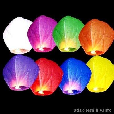 Китайский чай и супчики — Небесные фонарики, воздушные шары — Воздушные шары, хлопушки и конфетти