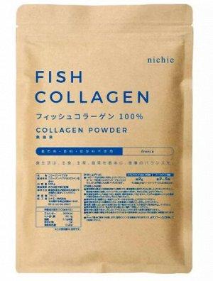 АКЦИЯ!!!!! Японский 100% рыбный коллаген Nichie.Изменилась упаковка.