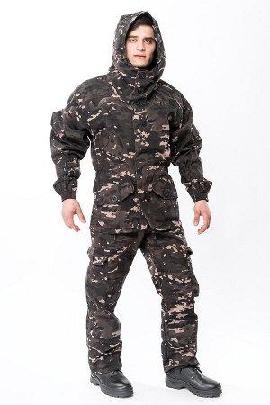 Летний костюм горка (нато тёмный 'рип-стоп')