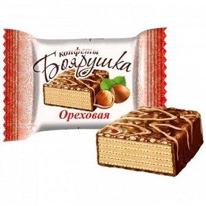"""Торт вафельный """"Боярушка"""" ореховая (именной)  38г*40"""