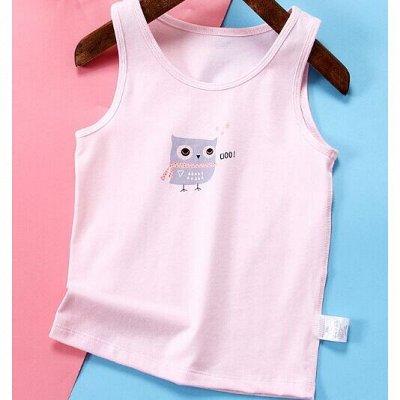 Тапочки и домашняя одежда. Шикарные комплекты для дома и сна — Детские майки — Одежда для дома