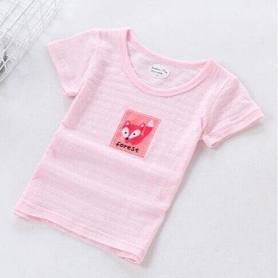 Тапочки и домашняя одежда. Шикарные комплекты для дома и сна — Детские домашние футболки. — Одежда для дома