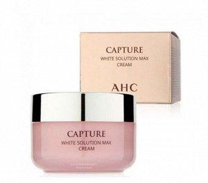 Осветляющий крем для лица Capture White Solution Max Cream