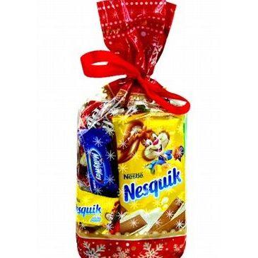 Сладкие Новогодние подарки от Деда Мороза. Предзаказ. — ВМЕСТИМОСТЬ до 1000 гр. — Все для Нового года
