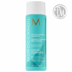 Moroccanoil шампунь для сохранения цвета color continue shampoo 250мл (д)