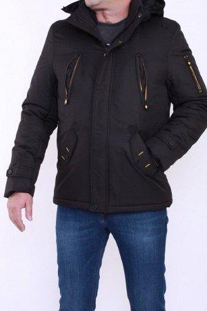 Куртка зимняя Z5212EL черный