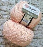 Пряжа для вязания YarnArt Jeans цвет №73