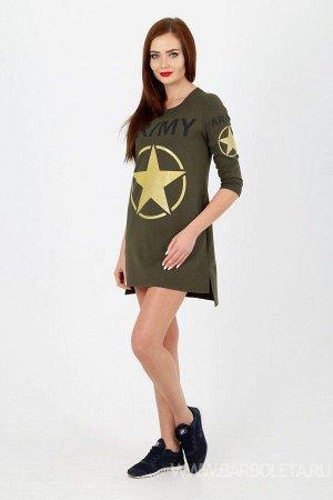 Платье-Туника Модель 0363-1*