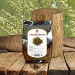 Полынь горькая Artemisia absinthium, цветки 50 гр