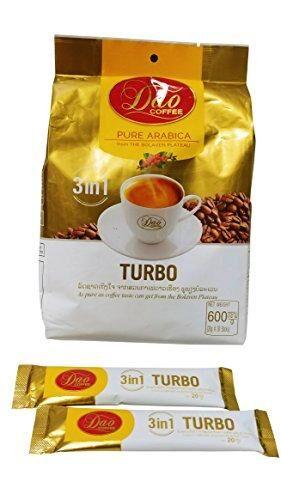 DAO 3IN1 COFFEE TURBO  1 шт