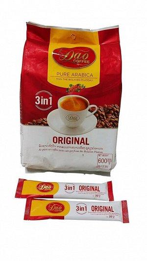 DAO  3IN1 COFFEE ORIGINAL  1 шт
