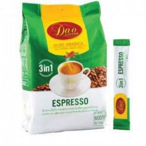 DAO 3IN1 COFFEE ESPRESSO  1 шт