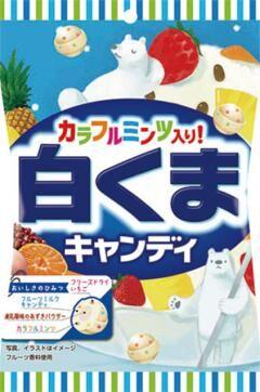 PINE Карамель белая с фруктовым и ягодным вкусом (White Candy) 70 г Арт-15221