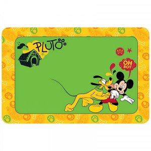 Коврик под миску DISNEY Pluto & Mickey 430*280мм