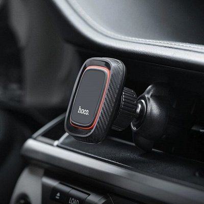 Зарядные устройства на любой вкус. Проводные и безпроводные — Автомобильный держатель  для телефона HOCO ! — Аксессуары