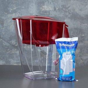Фильтр-кувшин «Барьер-Гранд Neo», 4,2 л, цвет рубин