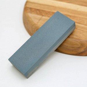 Точильный камень, 15?5?2,5 см, зернистость 180/320