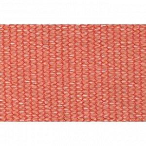 Сетка защитная, 3 ? 50 м, плотность 80 г/м?, оранжевая