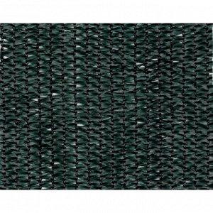 Сетка защитная, самозатухающая, 3 ? 50 м, плотность 80 г/м?, тёмно-зелёная