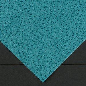 Материал укрывной, 1,6 ? 12 м, плотность 120, с УФ-стабилизатором, аквамарин, «Спанграм Зима»