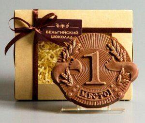Твое Правильное Питание! Мармелад — На любой праздник и вкус - шоколадная фигурка одинарная — Шоколад