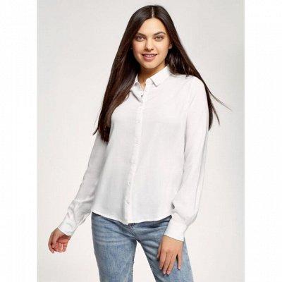 Oodji. Все в наличии. Низкие цены!  — Блузки с длинным рукавом — Блузы