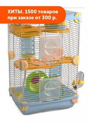 TRIOL Клетка для грызунов Парк приключений 27*20*42см