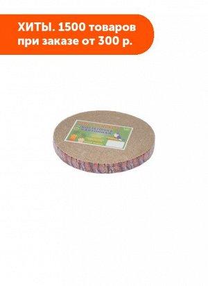 Когтеточка картонная ЧИП Пень сосновый средний D 35 см, h 4см с пропиткой