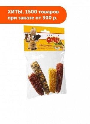 Little One Лакомство для всех видов грызунов Мини кукуруза 130г