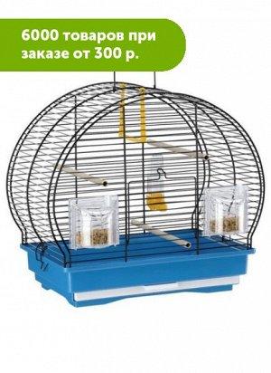 Клетка для птиц LUNA 1 (черная) 40*23,5*38,5см