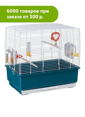 Клетка для птиц RECORD 3 (белая) 49*30*48,5см