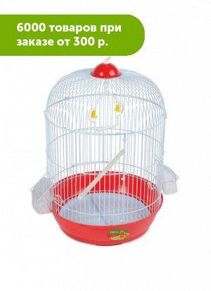 Клетка для птиц круглая ф33,5*53,5 см К-А-9001 TRIOL