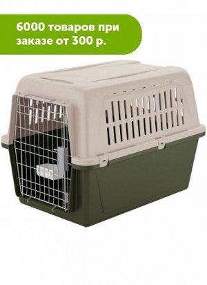 ATLAS 50 CLASSIC контейнер для транспортировки средних собак весом до 30кг размер 81*55,5*58см