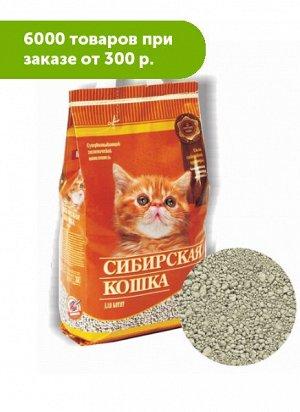 Сибирская Кошка Для КОТЯТ 5л впитывающий