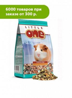 Little One корм для морских свинок 900гр