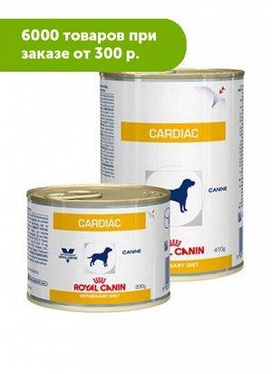Royal Canin Cardiac диета влажный корм для собак Кардиак при заболеваниях сердца 410гр