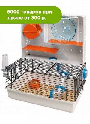 Клетка для грызунов OLIMPIA р-р 46*29,5*54 см.