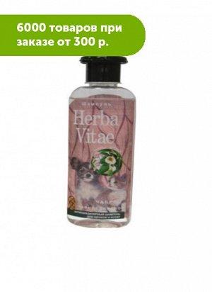 Herba Vitae для котят и щенков антипаразитарный 250мл