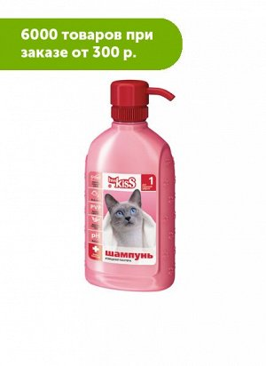 Ms.Kiss Изящная Пантера Шампунь для короткошерстных кошек 200 мл
