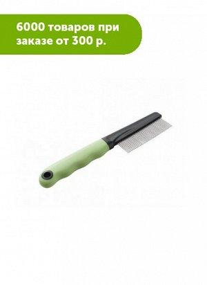 GRO 5790 Гребень с ручкой для кошек 20см
