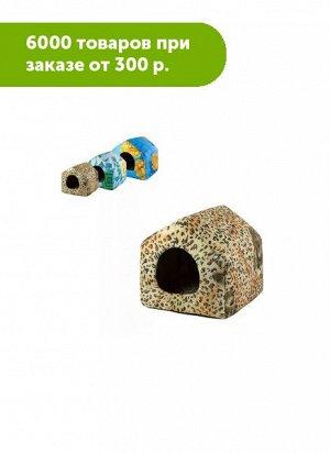 Домик мягкий Конура (M) 38*38*35 см поликоттон, поролон
