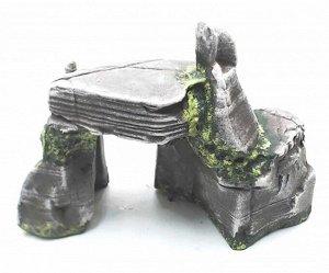 Грот Для Аквариума Каменный Каньон 26*11*18см Гротаква К-100