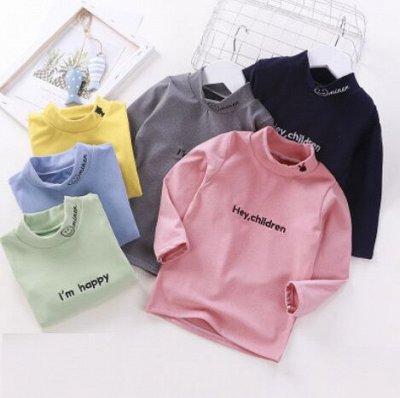 Детская экономка! Долгожданный SaLe! — Плюшевые водолазки — Пуловеры и джемперы