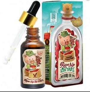 Масло шиповника 100%   Farmer piggy rose hip oil 100%