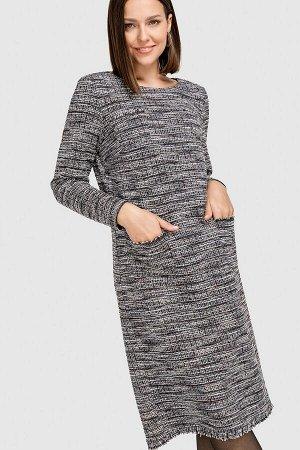 Платье Состав 72% полиэстер, 24% хлопок, 4% вискоза