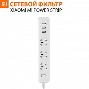Сетевой фильтр Xiaomi Mi Power Strip XMCXB01QM