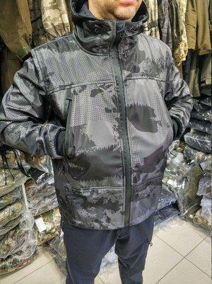 Камуфляж КУРТКА ГОДЕСС муж ткань Дюспофлис