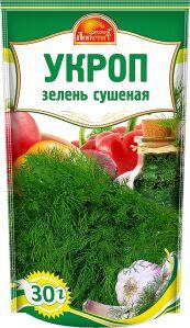 Укроп Укроп является самой доступной и наиболее часто применяемой в кулинарии пряной зеленью. Он ароматизирует пищу, придает ей приятный вкус, повышает аппетит, способствует нормализации обмена вещест