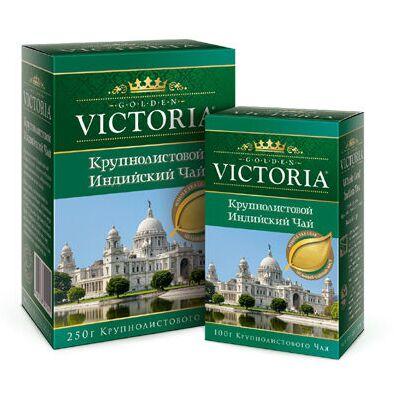 Бакалейный супермаркет 🏪 ☑    — Чайная история с чаем Золотая Виктория — Чай